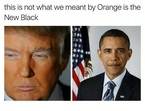Memes, Black, and Blacked: this is not what we meant by Orange is the  New Black