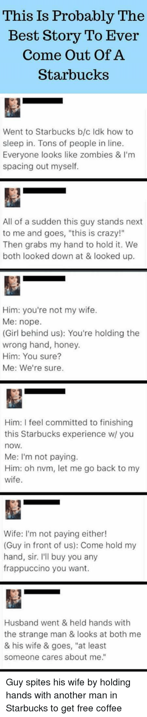 letting your wife sleep another man
