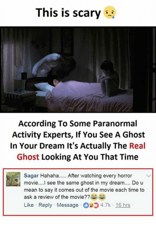 This Is Scary According to Some Paranormal
