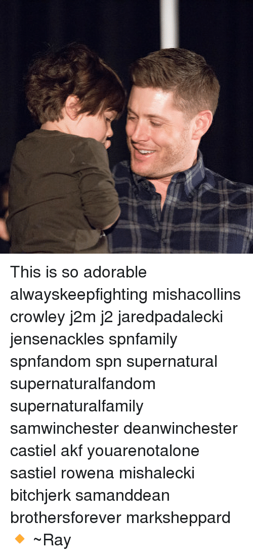 Memes Supernatural and Adorable This is so