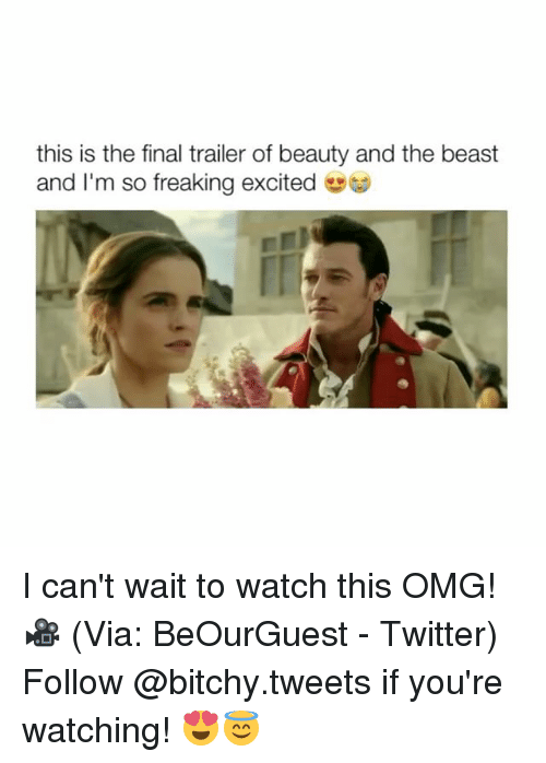 this is the final trailer of beauty and the beast 13367158 ✅ 25 best memes about beauty and the beast beauty and the