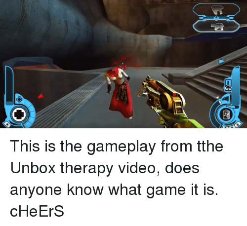 Game, Video, and Anyone Know