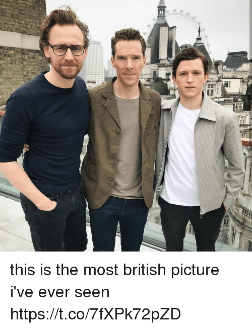 Girl Memes, British, and Picture: this is the most british picture i've ever seen https://t.co/7fXPk72pZD