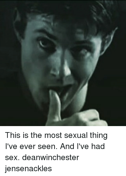 The hottest sex ive ever seen