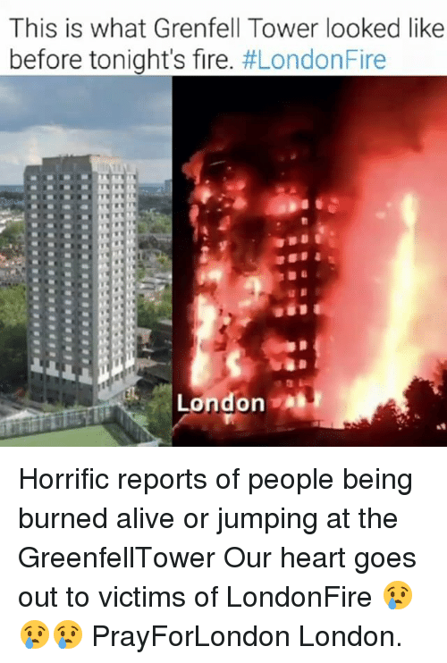 this is what grenfell tower looked like before tonights fire 22736814 ✅ 25 best memes about horrific horrific memes,Horrific Memes