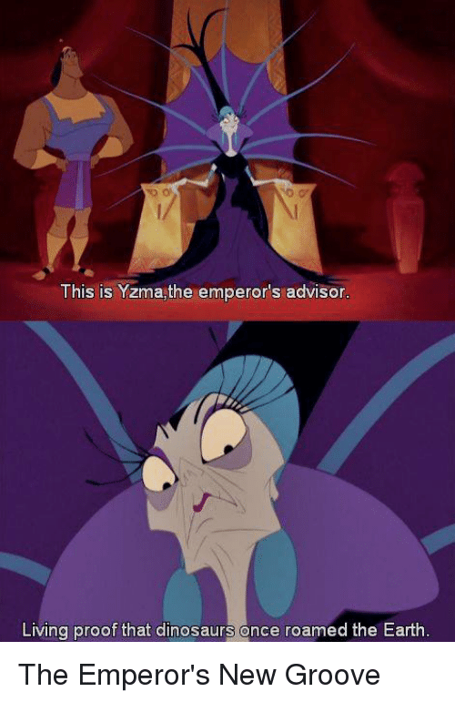 yzma and kronk relationship memes