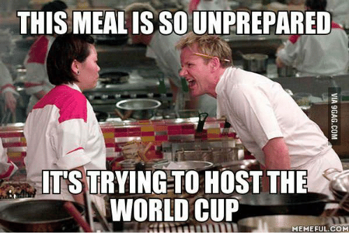 World Cup Memes