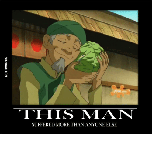 Avatar Cabbage Man