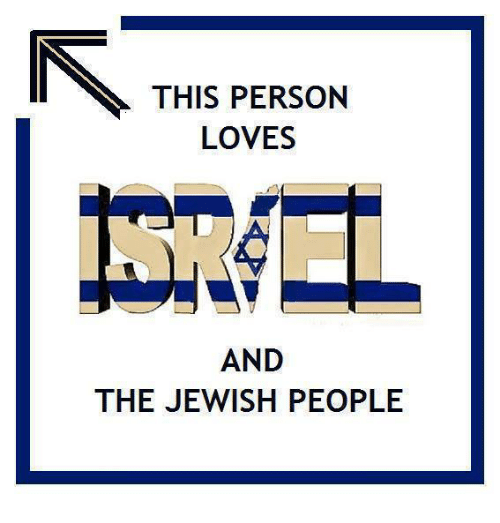 Memes, Jewish, and 🤖: THIS PERSON  LOVES  AND  THE JEWISH PEOPLE