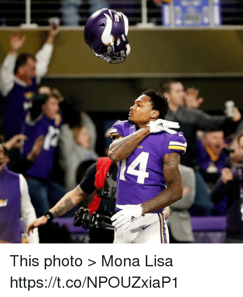 Football, Nfl, and Sports: This photo > Mona Lisa https://t.co/NPOUZxiaP1