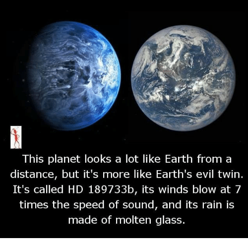 This Planet Looks a Lot Like Earth From a Distance but It's