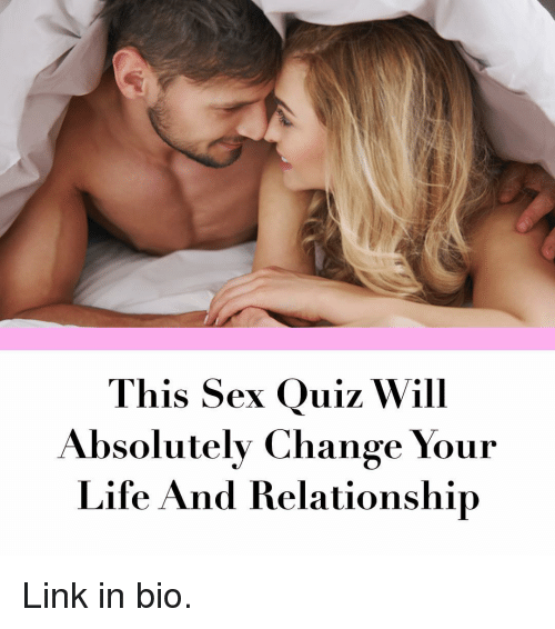 How to change your sex