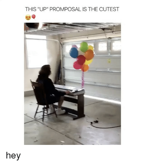 "Girl Memes and Hey: THIS ""UP"" PROMPOSAL IS THE CUTEST hey"