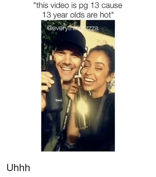 hot 13 year olds