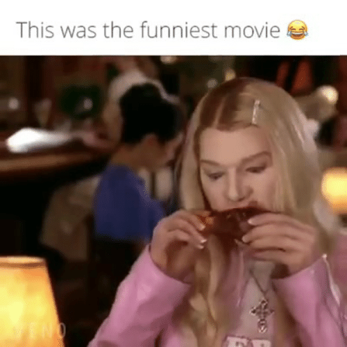 Movie, This, and Funniest: This was the funniest movie  ON