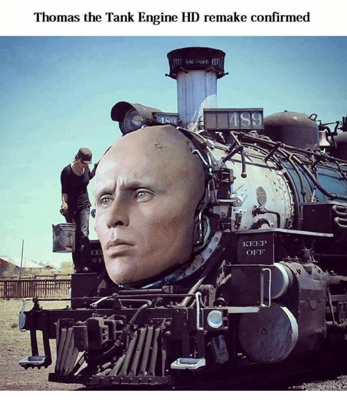 thomas the tank engine hd remake confirmed keep off el 5509516 ✅ 25 best memes about thomas the tank engine thomas the tank