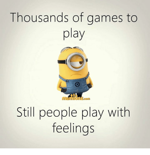 to play still games