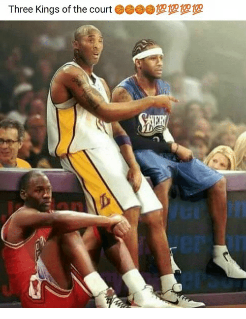 Three Kings Of The Court 100 100 100 Seer Anaconda Meme On Meme