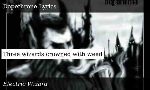 Three Wizards Crowned With Weed | Donald Trump Meme on ME ME