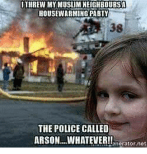 Threw My Muslim Neighbours A Housewarming Party 38 The Police Called