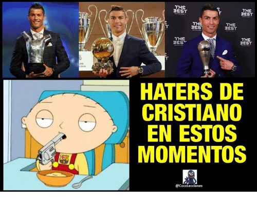 CoCo, Memes, and 🤖: THS  THE  EST  EST  THE  THE  BEST  BEST  THE  THS  BES  BEST  HATERS DE  CRISTIANO  EN ESTOS  MOMENTOS  @Coco Lecciones