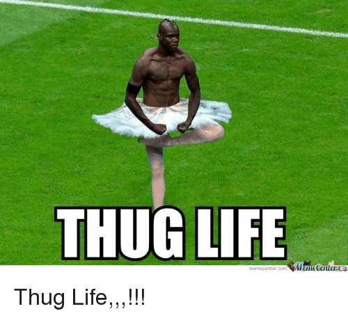 Funny Memes For Life : Best memes about thug life meme