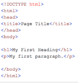 a980c097e8 DOCTYPE Html   html   head   title  Page Title title   head   body   h1 My  First Heading hl   p My First Paragraph p   body  html  and They Want to  Raise ...