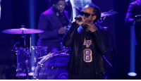 """<div><a href=""""http://www.nbc.com/the-tonight-show/segments/3111"""" title=""""Ty Dolla $ign: Paranoid"""" target=""""_blank""""><strong>Ty Dolla $ign: Paranoid</strong></a></div> <div> <div>Music guest Ty Dolla $ign performs &ldquo;Paranoid&quot;<span>with The Roots</span><span>for The Tonight Show audience!</span></div> </div>: <div><a href=""""http://www.nbc.com/the-tonight-show/segments/3111"""" title=""""Ty Dolla $ign: Paranoid"""" target=""""_blank""""><strong>Ty Dolla $ign: Paranoid</strong></a></div> <div> <div>Music guest Ty Dolla $ign performs &ldquo;Paranoid&quot;<span>with The Roots</span><span>for The Tonight Show audience!</span></div> </div>"""