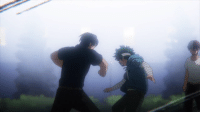 Friend, Will, and You: <h2><b>GET YOU A FRIEND THAT WILL PUNCH YOU LIKE IIDA PUNCHED MIDORIYA</b></h2>