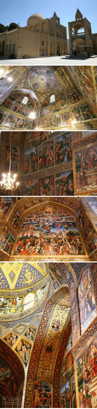 """<p><a class=""""tumblr_blog"""" href=""""http://christianityoutsidethewest.tumblr.com/post/140347645569"""">christianityoutsidethewest</a>:</p> <blockquote> <p>Armenian Orthodox Cathedral of Isfahan:Holy Savior Cathedral,Iran, Asia (Images by<a href=""""https://commons.wikimedia.org/wiki/File:Heaven_and_Hell_fresco.jpg"""">ZhuPix</a>,<a href=""""https://www.flickr.com/photos/t_p_s/albums/72157617513965334"""">Thomas</a>,<a href=""""https://www.flickr.com/photos/32677075@N00/2937446175"""">六龍幻天</a>)</p> </blockquote>: <p><a class=""""tumblr_blog"""" href=""""http://christianityoutsidethewest.tumblr.com/post/140347645569"""">christianityoutsidethewest</a>:</p> <blockquote> <p>Armenian Orthodox Cathedral of Isfahan:Holy Savior Cathedral,Iran, Asia (Images by<a href=""""https://commons.wikimedia.org/wiki/File:Heaven_and_Hell_fresco.jpg"""">ZhuPix</a>,<a href=""""https://www.flickr.com/photos/t_p_s/albums/72157617513965334"""">Thomas</a>,<a href=""""https://www.flickr.com/photos/32677075@N00/2937446175"""">六龍幻天</a>)</p> </blockquote>"""