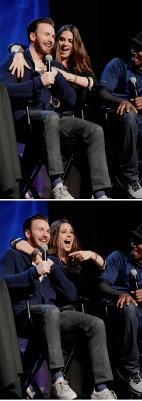"<p><a class=""tumblr_blog"" href=""http://dailymarvelkings.tumblr.com/post/129938385869"">dailymarvelkings</a>:</p> <blockquote> <blockquote><p><b>Chris Evans, Hayley Atwell and Anthony Mackie</b> at Salt Lake Comic Con on September 26, 2015 in Salt Lake City, Utah.</p></blockquote> </blockquote>: <p><a class=""tumblr_blog"" href=""http://dailymarvelkings.tumblr.com/post/129938385869"">dailymarvelkings</a>:</p> <blockquote> <blockquote><p><b>Chris Evans, Hayley Atwell and Anthony Mackie</b> at Salt Lake Comic Con on September 26, 2015 in Salt Lake City, Utah.</p></blockquote> </blockquote>"