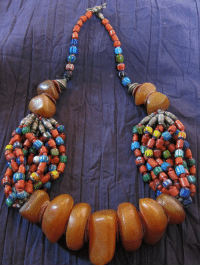 """<p><a class=""""tumblr_blog"""" href=""""http://handmadegift-ideas.tumblr.com/post/140240098529"""">handmadegift-ideas</a>:</p> <blockquote> <p>  Berber Necklace with Faux Amber Beads, Chunky Honey Resin &amp; Colorful Chevron Beads, Moroccan Sahara  <br/></p> <p><a href=""""https://www.etsy.com/listing/263533636/berber-necklace-with-faux-amber-beads"""">https://www.etsy.com/listing/263533636/berber-necklace-with-faux-amber-beads</a><br/></p> </blockquote>: <p><a class=""""tumblr_blog"""" href=""""http://handmadegift-ideas.tumblr.com/post/140240098529"""">handmadegift-ideas</a>:</p> <blockquote> <p>  Berber Necklace with Faux Amber Beads, Chunky Honey Resin &amp; Colorful Chevron Beads, Moroccan Sahara  <br/></p> <p><a href=""""https://www.etsy.com/listing/263533636/berber-necklace-with-faux-amber-beads"""">https://www.etsy.com/listing/263533636/berber-necklace-with-faux-amber-beads</a><br/></p> </blockquote>"""