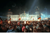 """Tumblr, Blog, and Germany: <p><a class=""""tumblr_blog"""" href=""""http://historyofhumanity.tumblr.com/post/151297450947"""">historyofhumanity</a>:</p> <blockquote> <p>On this day in history 1990 east Germany ceased to exist as a nation and was reunited with the west to form the Federal republic of Germany.</p> <p><b>Happy reunification day to all my German followers!</b></p> </blockquote>"""