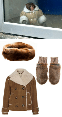 "<p><a class=""tumblr_blog"" href=""http://jewmingle.tumblr.com/post/98583963852"">jewmingle</a>:</p> <blockquote> <p><strong>Steal Her Look: Ikea Monkey</strong></p> <p><em>Burberry Prorsum Suede and Shearling Coat - $4,995</em></p> <p><em>Malene Birger Bellish Fur Mittens - $195</em></p> <p><em>Rare 1960's Yves Saint Laurent Brown Fur Hat - $613</em></p> </blockquote>: <p><a class=""tumblr_blog"" href=""http://jewmingle.tumblr.com/post/98583963852"">jewmingle</a>:</p> <blockquote> <p><strong>Steal Her Look: Ikea Monkey</strong></p> <p><em>Burberry Prorsum Suede and Shearling Coat - $4,995</em></p> <p><em>Malene Birger Bellish Fur Mittens - $195</em></p> <p><em>Rare 1960's Yves Saint Laurent Brown Fur Hat - $613</em></p> </blockquote>"