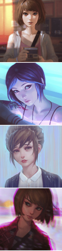 "Life, Target, and Tumblr: <p><a class=""tumblr_blog"" href=""http://kuvshinov-ilya.tumblr.com/post/148930030165"" target=""_blank"">kuvshinov-ilya</a>:</p> <blockquote> <p>Life is Strange portraits </p> <p><a href=""https://www.patreon.com/posts/6536154"" target=""_blank"">https://www.patreon.com/posts/6536154</a></p> </blockquote>"