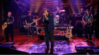 "Target, Tumblr, and Blog: <p><a class=""tumblr_blog"" href=""http://latenightjimmy.tumblr.com/post/65024191209/pearl-jam-week-pearl-jam-performs-their-song"" target=""_blank"">latenightjimmy</a>:</p> <blockquote> <p><strong>Pearl Jam Week: </strong><a href=""http://www.latenightwithjimmyfallon.com/blogs/2013/10/pearl-jam-sirens/"" target=""_blank"">Pearl Jam performs their song ""Sirens"" on Late Night.</a></p> </blockquote> <p>Can&rsquo;t wait to have Pearl Jam back tonight. </p>"