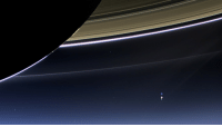 "<p><a class=""tumblr_blog"" href=""http://pictures-of-space.tumblr.com/post/145657827497"">pictures-of-space</a>:</p> <blockquote> <h2><b>  View of Earth from Saturn</b></h2> <p>In this rare image taken on July 19, 2013, the wide-angle camera on NASA's Cassini spacecraft has captured Saturn's rings and our planet Earth and its moon in the same frame. It is only one footprint in a mosaic of 33 footprints covering the entire Saturn ring system (including Saturn itself). At each footprint, images were taken in different spectral filters for a total of 323 images: some were taken for scientific purposes and some to produce a natural color mosaic. This is the only wide-angle footprint that has the Earth-moon system in it.</p> <p>Image Credit: NASA/JPL-Caltech/Space Science Institute</p> </blockquote>: <p><a class=""tumblr_blog"" href=""http://pictures-of-space.tumblr.com/post/145657827497"">pictures-of-space</a>:</p> <blockquote> <h2><b>  View of Earth from Saturn</b></h2> <p>In this rare image taken on July 19, 2013, the wide-angle camera on NASA's Cassini spacecraft has captured Saturn's rings and our planet Earth and its moon in the same frame. It is only one footprint in a mosaic of 33 footprints covering the entire Saturn ring system (including Saturn itself). At each footprint, images were taken in different spectral filters for a total of 323 images: some were taken for scientific purposes and some to produce a natural color mosaic. This is the only wide-angle footprint that has the Earth-moon system in it.</p> <p>Image Credit: NASA/JPL-Caltech/Space Science Institute</p> </blockquote>"