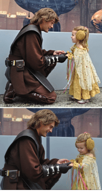 """Cute, Star Wars, and Tumblr: <p><a class=""""tumblr_blog"""" href=""""http://queenofalltheeverythings.tumblr.com/post/87456113793"""">queenofalltheeverythings</a>:</p> <blockquote> <p><a class=""""tumblr_blog"""" href=""""http://mydisneydaze.tumblr.com/post/87434006195/anakin-and-padme-were-reunited-today-at-star-wars"""">mydisneydaze</a>:</p> <blockquote> <p>Anakin and Padme were reunited today at Star Wars Weekends. ;)</p> </blockquote> <p>HAVE TO REBLOG THIS AGAIN BECAUSE ITS SO CUTE.</p> </blockquote>"""