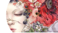 """<p><a class=""""tumblr_blog"""" href=""""http://shadowscapes-stephlaw.tumblr.com/post/142853075193"""">shadowscapes-stephlaw</a>:</p> <blockquote> <p>via <a href=""""https://www.kickstarter.com/projects/292149352/descants-and-cadences-an-art-book-by-stephanie-law"""">https://www.kickstarter.com/projects/292149352/descants-and-cadences-an-art-book-by-stephanie-law</a>) </p> <p><i>Art has always been about the exploration of other worlds to me. It  is a medium to view the world with a different perspective and to find  elements of beauty in what seems ordinary. I want to transport myself,  and my audience into a mirror existence. </i></p> <figure class=""""tmblr-full"""" data-orig-height=""""751"""" data-orig-width=""""1297""""><img src=""""https://78.media.tumblr.com/db6013f5ec1fc46eb1befcd544ae9277/tumblr_inline_o5oreoyAl91sa4149_540.jpg"""" data-orig-height=""""751"""" data-orig-width=""""1297""""/></figure><p><i>That's what """"Descants  &amp; Cadences"""" is — I want this book to be a window to invite you in to  participate with my visions. For the artwork in this collection I've  been feeling along the boundary between dream and reality. I've delved  into the language of allegory that we're all exposed to from the very  first nursery rhyme that we hear as a child, and rediscover when we read  to our own children. I've sought after tiny worlds of wonder from an  insect's viewpoint. I love to get lost in the incredible beauty of  growth and decay that you find in nature. </i></p> <figure data-orig-width=""""1300"""" data-orig-height=""""487"""" class=""""tmblr-full""""><img src=""""https://78.media.tumblr.com/8cd584ea935b7ab985847598866fe69d/tumblr_inline_o5or0vk0yQ1sa4149_540.jpg"""" data-orig-width=""""1300"""" data-orig-height=""""487""""/></figure><p><i>Most of these pieces  were created over the past three years and have never been published in  any other volume. It includes the Magpie pieces from my sold out series  that I showed at Krab Jab Studio, as well as paintings from my other  popular series — The Stag Sonata Cycle, Insecta, Strange Dreams and """