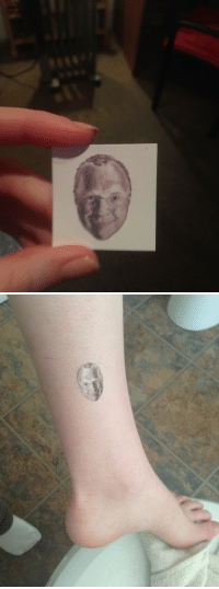 """<p><a class=""""tumblr_blog"""" href=""""http://thegestianpoet.tumblr.com/post/76983791583/i-found-a-temporary-tattoo-of-some-guys-face-in"""" target=""""_blank"""">thegestianpoet</a>:</p> <blockquote> <p>i found a temporary tattoo of some guy's face in my basement so without even questioning it i put it on</p> </blockquote>: <p><a class=""""tumblr_blog"""" href=""""http://thegestianpoet.tumblr.com/post/76983791583/i-found-a-temporary-tattoo-of-some-guys-face-in"""" target=""""_blank"""">thegestianpoet</a>:</p> <blockquote> <p>i found a temporary tattoo of some guy's face in my basement so without even questioning it i put it on</p> </blockquote>"""