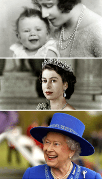 """<p><a class=""""tumblr_blog"""" href=""""http://todayinhistory.tumblr.com/post/143173391670"""">todayinhistory</a>:</p> <blockquote> <h2> <b>April 21st 1926: Queen Elizabeth II born</b><br/></h2> <p><small>On this day in 1926, Elizabeth Alexandra Mary was born in London. Elizabeth's father was Albert, Duke of York, second son of King George V. Upon the King's death, Elizabeth's uncle Edward VIII ascended to the throne, but he abdicated before his coronation in order to marry the divorced socialite Wallis Simpson. Albert was thus reluctantly forced to take the throne, and he adopted the royal name of George VI. Despite his ill-preparedness, and his difficulties with public speaking, George VI was a successful and popular monarch, mostly due to his steadfast presence during the dark years of the Second World War. Elizabeth, the king's eldest child, was also involved in the royal family's efforts to boost wartime morale, and she attained the rank of Junior Commander in the women's branch of the British army. Elizabeth met Philip Mountbatten in the 1930s, and the couple married in November 1947. They had their first child, Prince Charles, on November 14th 1948, followed by Anne, Andrew, and Edward. The King died on February 6th, 1952, and the crown fell to the 25 year old Elizabeth. At the time of her father's death, Elizabeth was visiting Kenya, but she returned immediately upon hearing the news. Elizabeth II was crowned Queen of the United Kingdom and the Commonwealth on June 2nd 1953, in a lavish ceremony at Westminster Abbey which was the first televised coronation. Queen Elizabeth II remains on the throne, and is Britain's longest-reigning monarch. Her reign has seen 13 UK Prime Ministers, the decolonisation of Africa, and several wars. The monarchy serves little practical purpose in modern Britain, and there is a signficant republican movement in the UK. However, as the celebrations for her 90th birthday are underway, the Queen remains an overwhelmingly popular figure.</small"""
