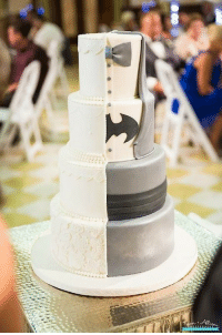 """<p><a href=""""http://awesomesthesia.tumblr.com/post/171995975722/sunday-sweets-geek-chic-wedding-cakes"""" class=""""tumblr_blog"""">awesomesthesia</a>:</p>  <blockquote><p>Sunday Sweets: Geek Chic Wedding Cakes</p></blockquote>: <p><a href=""""http://awesomesthesia.tumblr.com/post/171995975722/sunday-sweets-geek-chic-wedding-cakes"""" class=""""tumblr_blog"""">awesomesthesia</a>:</p>  <blockquote><p>Sunday Sweets: Geek Chic Wedding Cakes</p></blockquote>"""