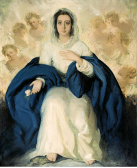 "<p><a href=""http://fleurdulys.tumblr.com/post/49633324937/the-virgin-francisco-soria-aedo-1947"" class=""tumblr_blog"">fleurdulys</a>:</p><blockquote> <p><em>The Virgin - Francisco Soria Aedo</em></p> <p><em>1947</em></p> </blockquote>  Looks like <a class=""tumblelog"" href=""https://tmblr.co/mU1cTyliuqD4RYvl47AsUjw"">@patron-saint-of-smart-asses</a> tbh: <p><a href=""http://fleurdulys.tumblr.com/post/49633324937/the-virgin-francisco-soria-aedo-1947"" class=""tumblr_blog"">fleurdulys</a>:</p><blockquote> <p><em>The Virgin - Francisco Soria Aedo</em></p> <p><em>1947</em></p> </blockquote>  Looks like <a class=""tumblelog"" href=""https://tmblr.co/mU1cTyliuqD4RYvl47AsUjw"">@patron-saint-of-smart-asses</a> tbh"