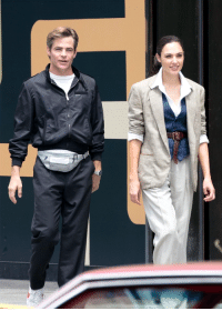"<p><a href=""http://justiceleague.tumblr.com/post/174860987101/chris-pine-and-gal-gadot-on-the-set-of-wonder"" class=""tumblr_blog"">justiceleague</a>:</p>  <blockquote><p style="""">Chris Pine and Gal Gadot on the set of ""Wonder Woman 1984""<br/></p></blockquote>  <p>Fanny pack.</p>: <p><a href=""http://justiceleague.tumblr.com/post/174860987101/chris-pine-and-gal-gadot-on-the-set-of-wonder"" class=""tumblr_blog"">justiceleague</a>:</p>  <blockquote><p style="""">Chris Pine and Gal Gadot on the set of ""Wonder Woman 1984""<br/></p></blockquote>  <p>Fanny pack.</p>"
