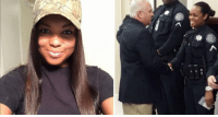 """Life, Police, and Soon...: <p><a href=""""http://leafcrownart.tumblr.com/post/153454945096/this-is-kimber-gist-a-police-officer-who-was-shot"""" class=""""tumblr_blog"""">leafcrownart</a>:</p>  <blockquote><p><a href=""""https://proudblackconservative.tumblr.com/post/153454548944/this-is-kimber-gist-a-police-officer-who-was-shot"""" class=""""tumblr_blog"""">proudblackconservative</a>:</p><blockquote><p>This is Kimber Gist, a police officer who was shot eight times in the line of duty and very nearly died. Thankfully she's on the mend. I guess I must've missed all the riots and protests about her black life mattering.</p></blockquote> <p>They only care about black lives when they are on the opposite side of the law. <br/></p></blockquote>  <p>Sadly that seems to be the case. Did I mention that Kimber is taking classes and continued to send in her homework while recovering from multiple gunshot wounds? She also wants to get back on the field as soon as she is able and continue protecting citizens. She&rsquo;s truly a hero.</p>"""