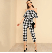 "Tumblr, Blog, and Http: <p><a href=""http://lifepro-tips.tumblr.com/post/174185879047/plaid-bardot-jumpsuit"" class=""tumblr_blog"">lifepro-tips</a>:</p><blockquote><p><b><a href=""https://feyton.com/collections/jumpsuits/products/plaid-bardot-jumpsuit"">Plaid Bardot Jumpsuit</a></b></p></blockquote>"
