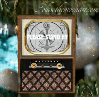 "Christmas, eBay, and Lol: <p><a href=""http://lol-coaster.tumblr.com/post/156328707302/please-stand-by-show-wood-vintage-look-television"" class=""tumblr_blog"">lol-coaster</a>:</p><blockquote> <p><b><a href=""http://www.ebay.com/itm/Please-Stand-Show-Wood-Vintage-Look-Television-Set-Christmas-Holiday-Ornament-/351887559198?hash=item51ee220a1e"">  Please Stand By Show Wood Vintage Look Television Set </a></b></p> <p>Travel back in time and visit your favorite old time television show. Hand made of wood and makes a great nostalgia gift!</p> </blockquote>"
