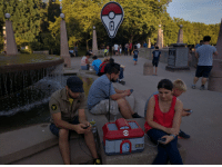 """<p><a href=""""http://pokemon-gogogo.tumblr.com/post/149047292085/saw-this-homemade-pokecenter-charging-station-in"""" class=""""tumblr_blog"""">pokemon-gogogo</a>:</p>  <blockquote>Saw this homemade Pokecenter charging station in Bellevue Square Park tonight.<br/><p><a href=""""http://pokemonfans.net/"""">POKEMONFANS.NET</a></p></blockquote>: <p><a href=""""http://pokemon-gogogo.tumblr.com/post/149047292085/saw-this-homemade-pokecenter-charging-station-in"""" class=""""tumblr_blog"""">pokemon-gogogo</a>:</p>  <blockquote>Saw this homemade Pokecenter charging station in Bellevue Square Park tonight.<br/><p><a href=""""http://pokemonfans.net/"""">POKEMONFANS.NET</a></p></blockquote>"""