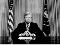 """<p><a href=""""http://poorrichardsnews.tumblr.com/post/134815846463/reminder-jimmy-carter-banned-all-iranians-from"""" class=""""tumblr_blog"""">poorrichardsnews</a>:</p>  <blockquote><h2><b><a href=""""http://poorrichardsnews.com/reminder-jimmy-carter-banned-all-iranians-from-entering-us/"""">Reminder: Jimmy Carter banned all Iranians from entering US</a></b></h2><p>This is just a reminder to all the liberal Democrats out there wringing their hands about Donald Trump's latest comments. I'm not even saying I agree with Trump. Personally, I don't think Trump actually believes he can """"ban all Muslims including American citizens"""" from entering the US—I think Trump is a marketing genius.  You see, he knows that Americans will look at his statements, and then look at all the hand wringing from people like Hillary Clinton and Obama who claim that Islam has nothing to do with terror, and faced with that choice, people will align with him.  He understands the politics of dichotomy, and when push comes to shove, people might not agree with Trump 100%, but they're way closer to him than the delusional excuses from Democrats.   </p><p><a href=""""http://poorrichardsnews.com/reminder-jimmy-carter-banned-all-iranians-from-entering-us/"""">read the rest</a></p></blockquote>: <p><a href=""""http://poorrichardsnews.tumblr.com/post/134815846463/reminder-jimmy-carter-banned-all-iranians-from"""" class=""""tumblr_blog"""">poorrichardsnews</a>:</p>  <blockquote><h2><b><a href=""""http://poorrichardsnews.com/reminder-jimmy-carter-banned-all-iranians-from-entering-us/"""">Reminder: Jimmy Carter banned all Iranians from entering US</a></b></h2><p>This is just a reminder to all the liberal Democrats out there wringing their hands about Donald Trump's latest comments. I'm not even saying I agree with Trump. Personally, I don't think Trump actually believes he can """"ban all Muslims including American citizens"""" from entering the US—I think Trump is a marketing genius.  You see, he knows that Americans will look at his statements, and """
