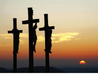"Tumblr, Blog, and Http: <p><a href=""http://signum-crucis.tumblr.com/post/136910367107/two-criminals-were-crucified-with-christ-one-was"" class=""tumblr_blog"">signum-crucis</a>:</p> <blockquote> <p><b>Two criminals were crucified with Christ. One was saved – do not despair. One was not – do not presume.</b></p> <p>– St Augustine<br/></p> </blockquote>"